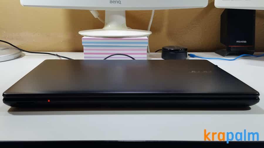 รูป Acer E5 551G 141 ประกอบเนื้อหา รีวิวโน้ตบุ๊ค Acer Aspire E5-551G-F4U1 ตัวแรงราคาแค่ 19,990 บาท