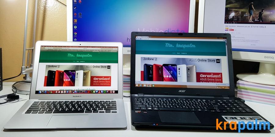 รูป Acer E5 551G 21 ประกอบเนื้อหา รีวิวโน้ตบุ๊ค Acer Aspire E5-551G-F4U1 ตัวแรงราคาแค่ 19,990 บาท