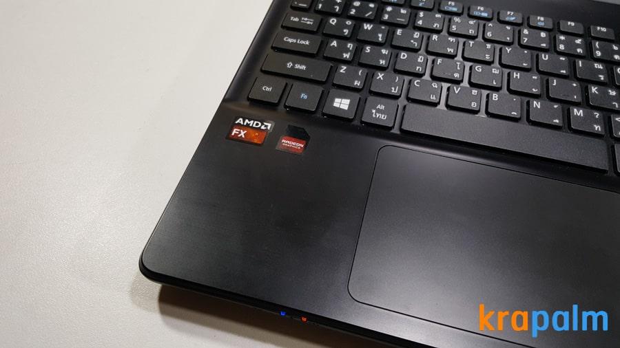 รูป Acer E5 551G 31 ประกอบเนื้อหา รีวิวโน้ตบุ๊ค Acer Aspire E5-551G-F4U1 ตัวแรงราคาแค่ 19,990 บาท