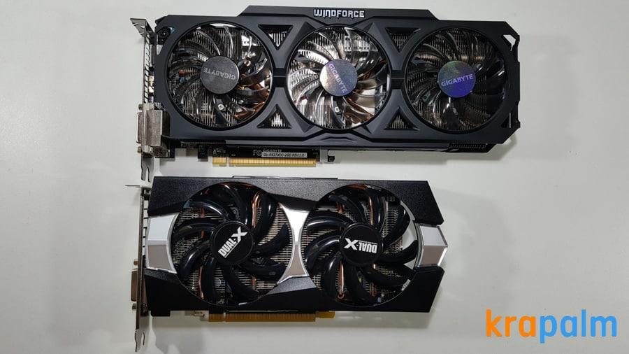 รูป SapphireR9 270x 141 ประกอบเนื้อหา รีวิวการ์ดจอ Sapphire R9 270X Dual-X : Radeon R9 270X series ในราคาเบาๆ
