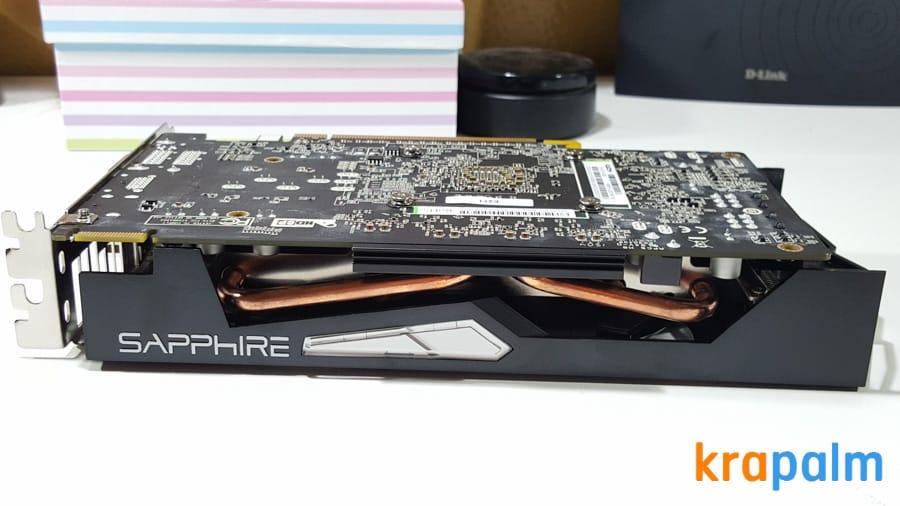 รูป SapphireR9 270x 81 ประกอบเนื้อหา รีวิวการ์ดจอ Sapphire R9 270X Dual-X : Radeon R9 270X series ในราคาเบาๆ