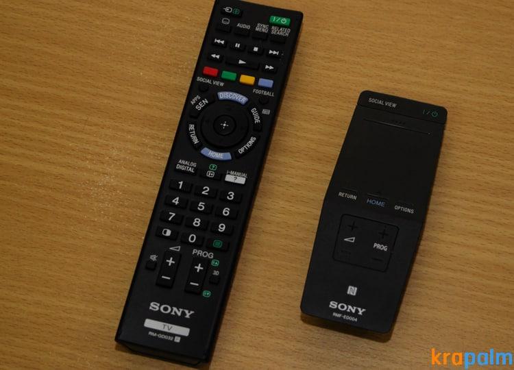 รูป Sony 55X8500B 00111 ประกอบเนื้อหา รีวิวทีวี LED จอ 4K ขนาด 55 นิ้ว Sony BRAVIA KD-55X8500B