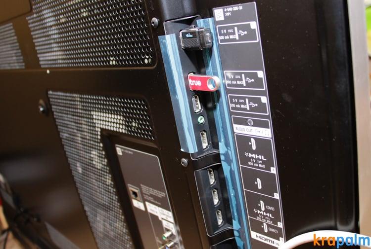 รูป Sony 55X8500B 00121 ประกอบเนื้อหา รีวิวทีวี LED จอ 4K ขนาด 55 นิ้ว Sony BRAVIA KD-55X8500B