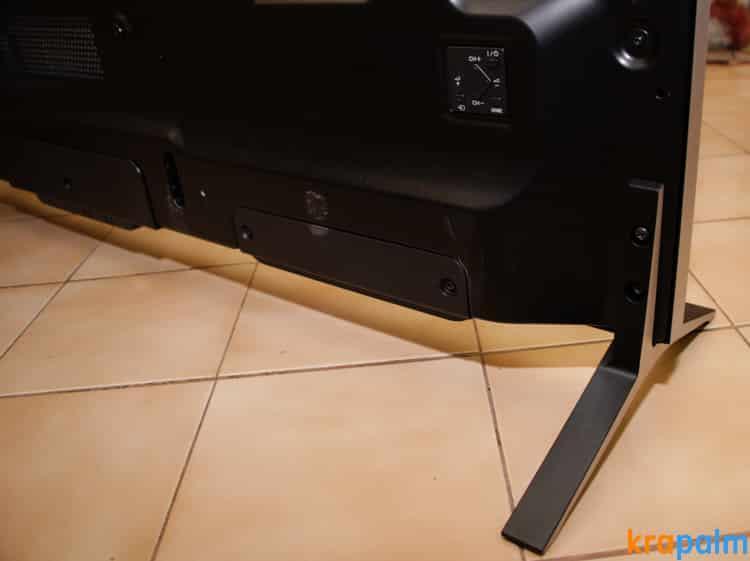 รูป Sony 55X8500B 00151 ประกอบเนื้อหา รีวิวทีวี LED จอ 4K ขนาด 55 นิ้ว Sony BRAVIA KD-55X8500B