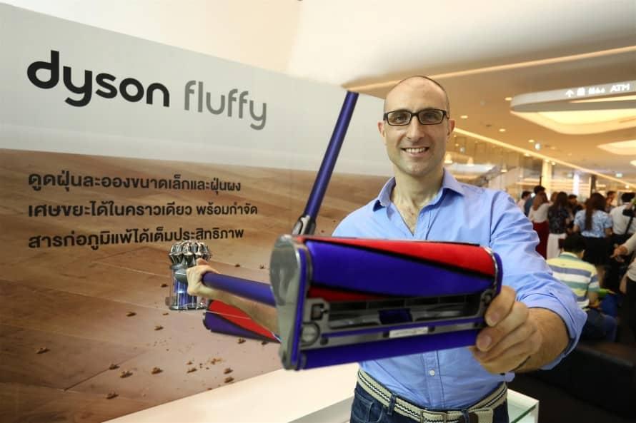 รูป 001 Custom 890x5931 ประกอบเนื้อหา [PR] Dyson Fluffy (ไดสัน ฟลัฟฟี่) สัมผัสอ่อนนุ่ม แต่ประสิทธิภาพทรงพลัง