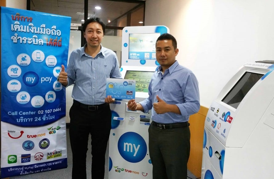 MyPay hands with Thai Smart Card