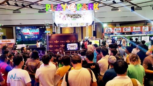 รูป TME00110 ประกอบเนื้อหา Thailand Mobile Expo 2015 GAME ZONE ครั้งที่ 3 งานเกมมือถือตัวจริง