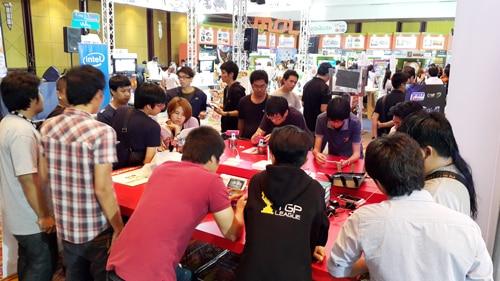 รูป TME00113 ประกอบเนื้อหา Thailand Mobile Expo 2015 GAME ZONE ครั้งที่ 3 งานเกมมือถือตัวจริง