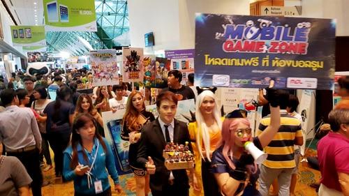 รูป TME00133 ประกอบเนื้อหา Thailand Mobile Expo 2015 GAME ZONE ครั้งที่ 3 งานเกมมือถือตัวจริง