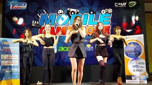 รูป TME0083 ประกอบเนื้อหา Thailand Mobile Expo 2015 GAME ZONE ครั้งที่ 3 งานเกมมือถือตัวจริง