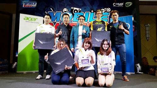 รูป TME0093 ประกอบเนื้อหา Thailand Mobile Expo 2015 GAME ZONE ครั้งที่ 3 งานเกมมือถือตัวจริง