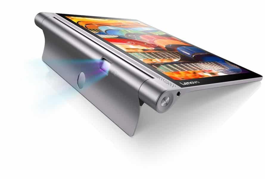 รูป Yoga Tablet 3 Pro small 890x6031 ประกอบเนื้อหา [PR] เลอโนโวนำเสนอคอลเลคชั่นอุปกรณ์สมาร์ทคอนเนค