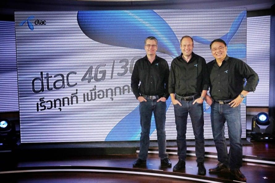 รูป dtac4G 5234 890x5931 ประกอบเนื้อหา [PR] ดีแทคพร้อมให้บริการ 4G ที่เร็วที่สุดบนแบนด์วิธที่กว้างที่สุดเร็วๆนี้