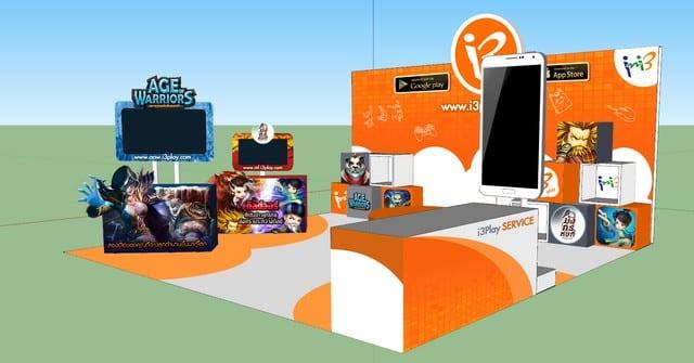 รูป mock0112 ประกอบเนื้อหา Ini3 เปิดบูธแง้ม 3 ไฮไลท์เด็ดในงาน Thailand Mobile Expo