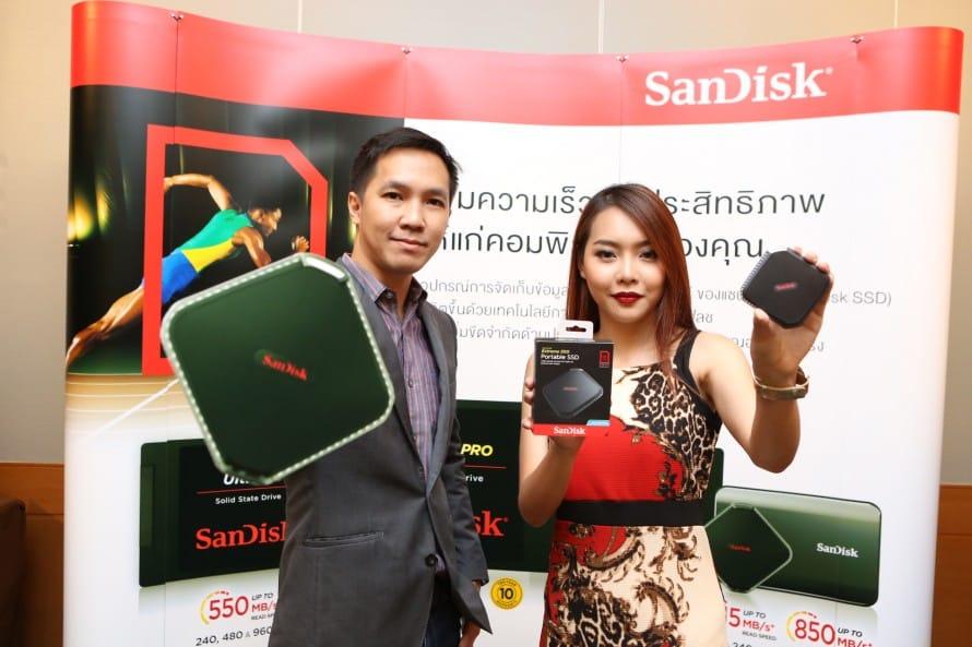 รูป SanDisk 01 890x5931 ประกอบเนื้อหา [PR] แซนดิสก์ ขยายสู่ตลาดค้าปลีก SSD ในประเทศไทย
