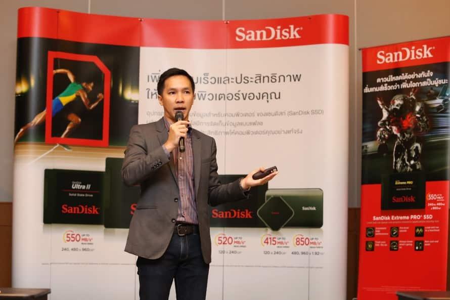 รูป SanDisk 03 890x5931 ประกอบเนื้อหา [PR] แซนดิสก์ ขยายสู่ตลาดค้าปลีก SSD ในประเทศไทย