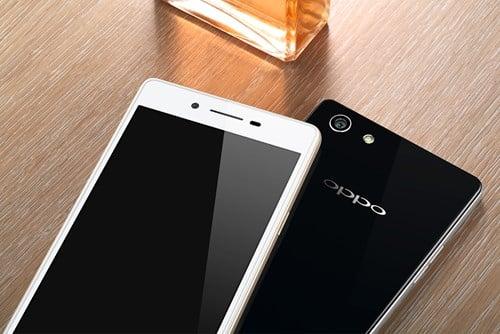 รูป 161 ประกอบเนื้อหา OPPO Mirror 5 Lite เปล่งประกายสวยดุจกระจก กับดีไซน์ความโค้งมนที่ลงตัว