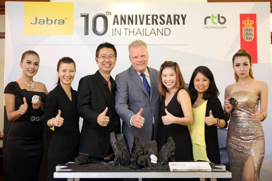 """รูป Pic RTB Media Preview Open New Jabra 02 890x593 1 ประกอบเนื้อหา [PR] อาร์ทีบีฯ ฉลองครบรอบ 10 ปี """"จาบร้า"""""""