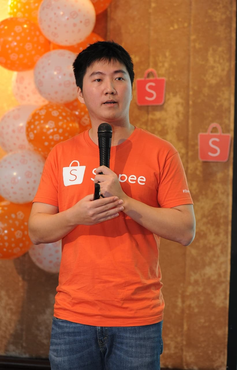 Terence Pang, Regional Managing Director, Shopee