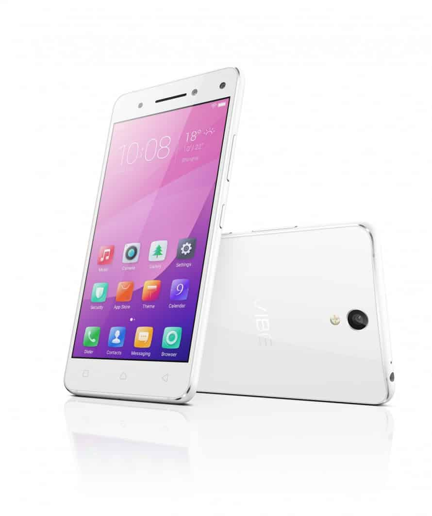 This is the VIBE S1 product image with screen fill.