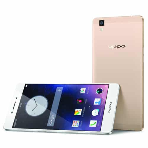 OPPO R7s 2 - ส่องมือถือ-แท็ปเล็ตสุดฮอตกว่า 70 รุ่น ในงาน Thailand Mobile Expo 2016