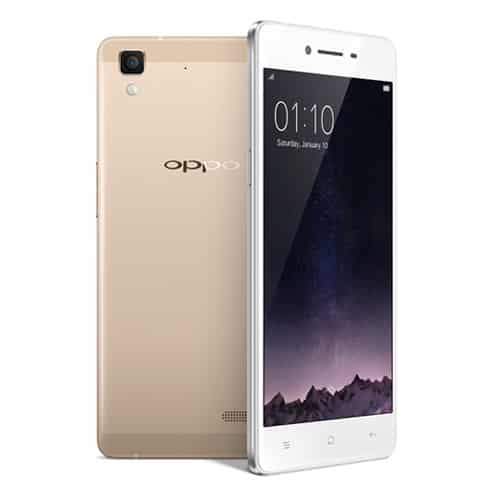 Oppo R7 Lite 2 - ส่องมือถือ-แท็ปเล็ตสุดฮอตกว่า 70 รุ่น ในงาน Thailand Mobile Expo 2016