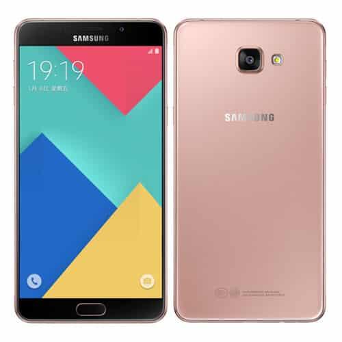 รูป Samsung Galaxy A9 2 ประกอบเนื้อหา ส่องมือถือ-แท็ปเล็ตสุดฮอตกว่า 70 รุ่น ในงาน Thailand Mobile Expo 2016