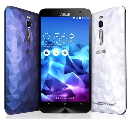 รูป Asus ZenFone 2 Deluxe ประกอบเนื้อหา ชี้เป้าสมาร์ทโฟนรุ่นเด็ดในงาน Thailand Mobile Expo 2016 Hi-End