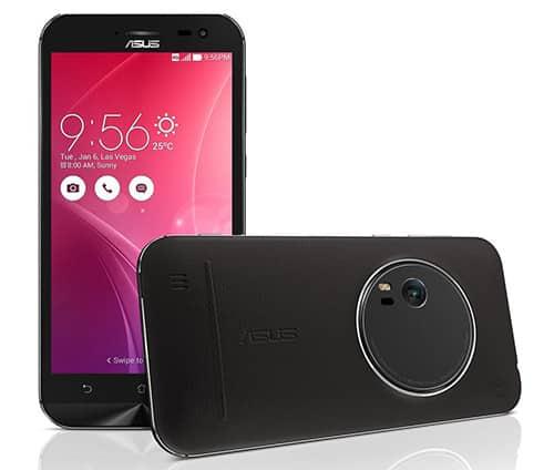 รูป Asus Zenfone Zoom ประกอบเนื้อหา ชี้เป้าสมาร์ทโฟนรุ่นเด็ดในงาน Thailand Mobile Expo 2016 Hi-End