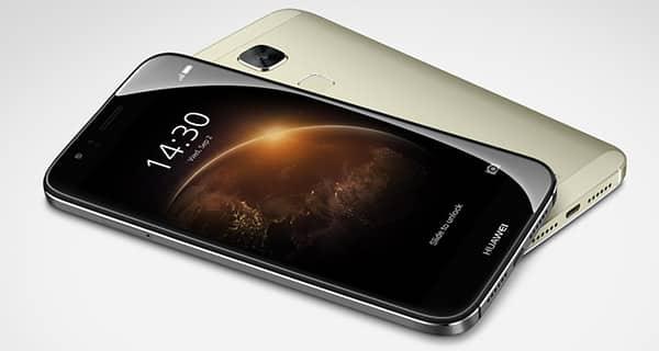 รูป Huawei G7 Plus ประกอบเนื้อหา ชี้เป้าสมาร์ทโฟนรุ่นเด็ดในงาน Thailand Mobile Expo 2016 Hi-End