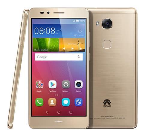 รูป Huawei GR5 ประกอบเนื้อหา ชี้เป้าสมาร์ทโฟนรุ่นเด็ดในงาน Thailand Mobile Expo 2016 Hi-End