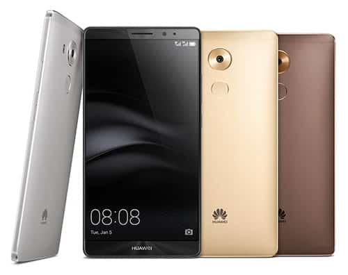 รูป Huawei Mate 8 ประกอบเนื้อหา ชี้เป้าสมาร์ทโฟนรุ่นเด็ดในงาน Thailand Mobile Expo 2016 Hi-End