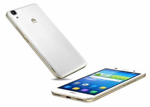 รูป Huawei Y6 ประกอบเนื้อหา ชี้เป้าสมาร์ทโฟนรุ่นเด็ดในงาน Thailand Mobile Expo 2016 Hi-End