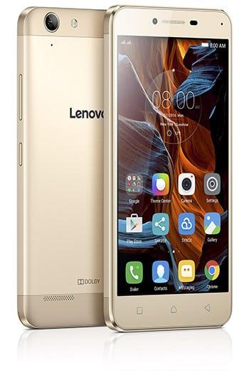 รูป Lenovo Vibe K5 ประกอบเนื้อหา ชี้เป้าสมาร์ทโฟนรุ่นเด็ดในงาน Thailand Mobile Expo 2016 Hi-End