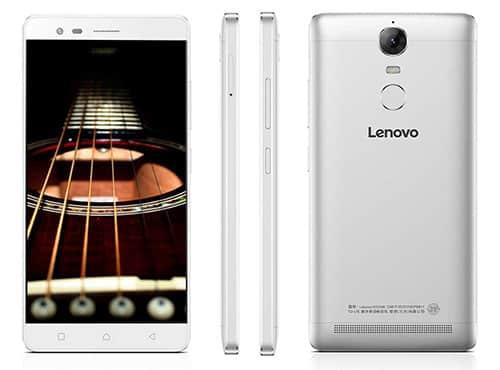 รูป Lenovo Vibe K5Note ประกอบเนื้อหา ชี้เป้าสมาร์ทโฟนรุ่นเด็ดในงาน Thailand Mobile Expo 2016 Hi-End
