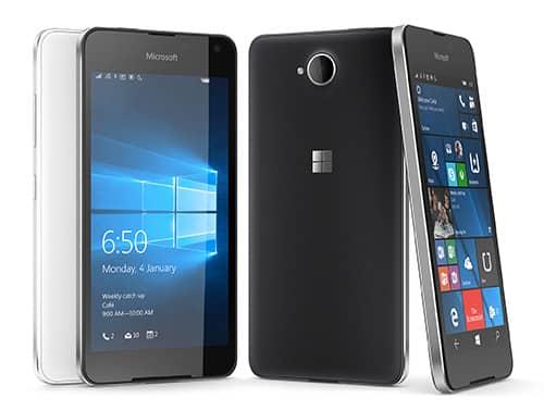 รูป Microsoft Lumia 650 ประกอบเนื้อหา ชี้เป้าสมาร์ทโฟนรุ่นเด็ดในงาน Thailand Mobile Expo 2016 Hi-End