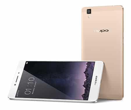 รูป OPPO R7s 1 ประกอบเนื้อหา ชี้เป้าสมาร์ทโฟนรุ่นเด็ดในงาน Thailand Mobile Expo 2016 Hi-End