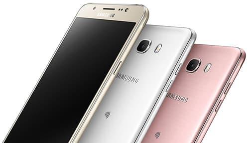 รูป Samsung Galaxy J7 2016 ประกอบเนื้อหา ชี้เป้าสมาร์ทโฟนรุ่นเด็ดในงาน Thailand Mobile Expo 2016 Hi-End