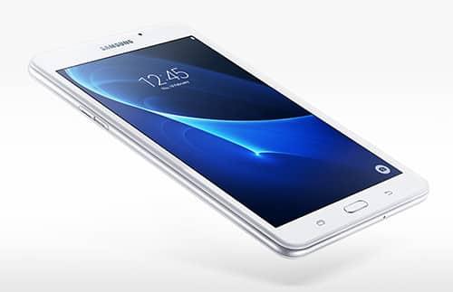 รูป Samsung Galaxy Tab A 7.0 ประกอบเนื้อหา ชี้เป้าสมาร์ทโฟนรุ่นเด็ดในงาน Thailand Mobile Expo 2016 Hi-End