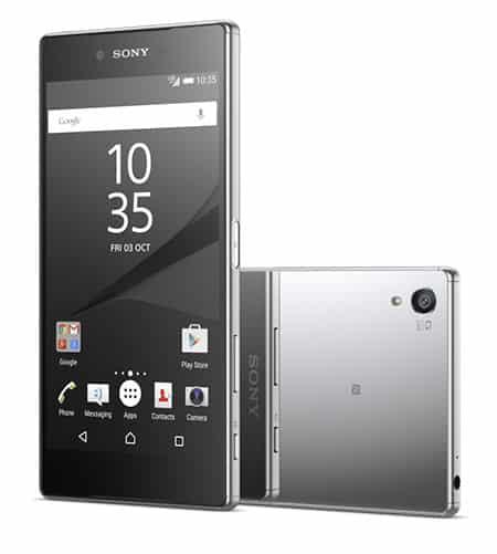 รูป Sony Xperia Z5 Premium ประกอบเนื้อหา ชี้เป้าสมาร์ทโฟนรุ่นเด็ดในงาน Thailand Mobile Expo 2016 Hi-End