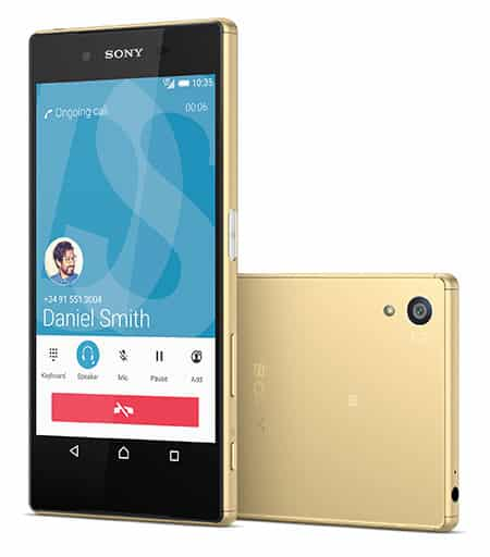 รูป Sony Xperia Z5 ประกอบเนื้อหา ชี้เป้าสมาร์ทโฟนรุ่นเด็ดในงาน Thailand Mobile Expo 2016 Hi-End