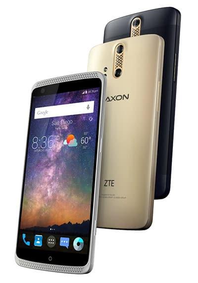 รูป ZTE Axon Phone ประกอบเนื้อหา ชี้เป้าสมาร์ทโฟนรุ่นเด็ดในงาน Thailand Mobile Expo 2016 Hi-End