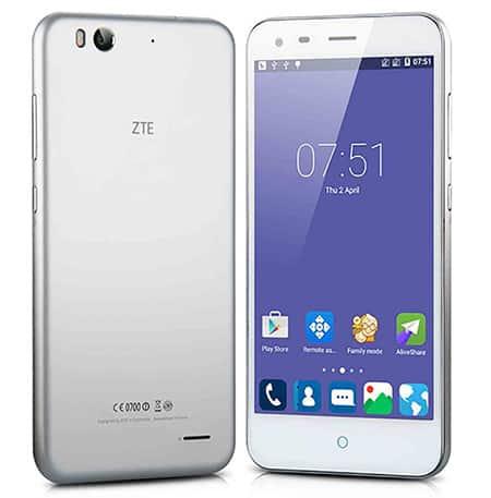 รูป ZTE Blade D2 ประกอบเนื้อหา ชี้เป้าสมาร์ทโฟนรุ่นเด็ดในงาน Thailand Mobile Expo 2016 Hi-End