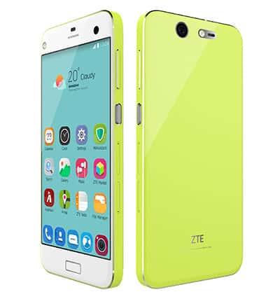 รูป ZTE Blade S7 ประกอบเนื้อหา ชี้เป้าสมาร์ทโฟนรุ่นเด็ดในงาน Thailand Mobile Expo 2016 Hi-End