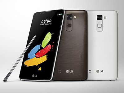 LG Stylus 2 tne - จับตาสมาร์ทโฟนรุ่นเด็ดกว่า 70 รุ่น ในงาน Thailand Mobile Expo 2016