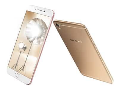 oppo F1s tme - จับตาสมาร์ทโฟนรุ่นเด็ดกว่า 70 รุ่น ในงาน Thailand Mobile Expo 2016