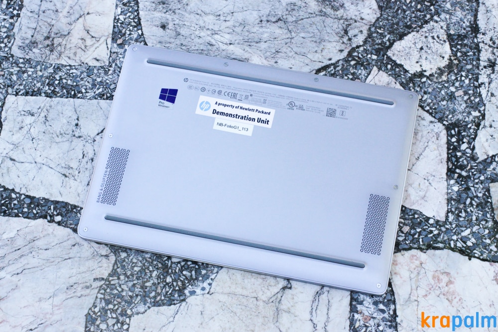 รูป HPEliteBookFolioG1 15 ประกอบเนื้อหา รีวิว HP EliteBook Folio G1: Ultrabook สุดหรู ประสิทธิภาพเยี่ยม