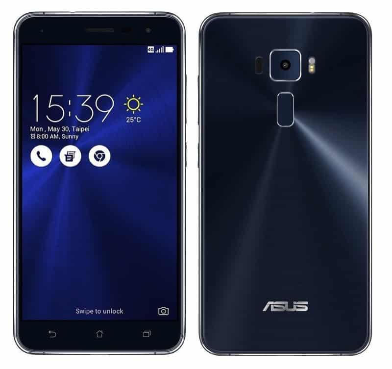 รูป Asus Zenfone 3 5.5iCC82 ZE552KL 1 ประกอบเนื้อหา ส่องกล้องมือถือใหม่ Thailand Mobile Expo 2017 รุ่นฮิตสุดร้อนแรงรับต้นปี!