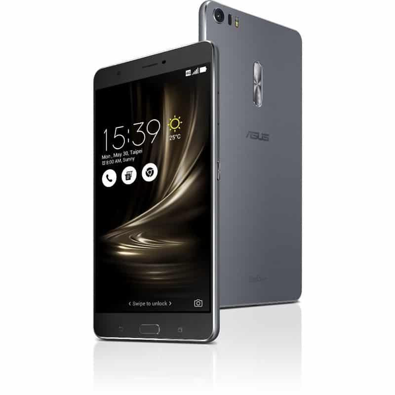 รูป Asus Zenfone 3 Ultra 1 ประกอบเนื้อหา ส่องกล้องมือถือใหม่ Thailand Mobile Expo 2017 รุ่นฮิตสุดร้อนแรงรับต้นปี!