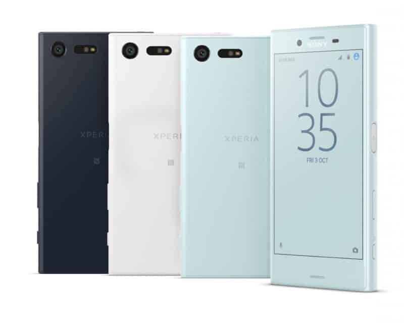 รูป Sony Xperia X Compact 1 ประกอบเนื้อหา ส่องกล้องมือถือใหม่ Thailand Mobile Expo 2017 รุ่นฮิตสุดร้อนแรงรับต้นปี!